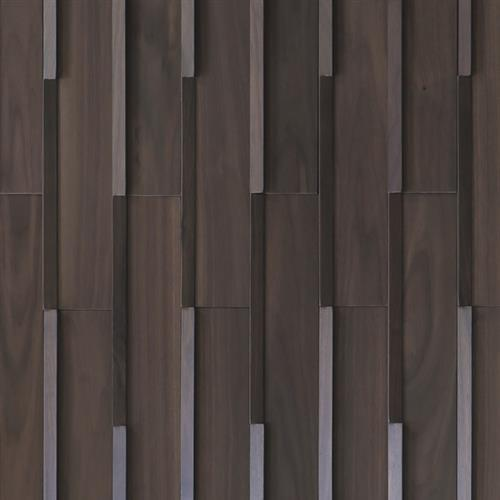 Inceptiv  Edge in Brown Ash - Hardwood by DuChateau