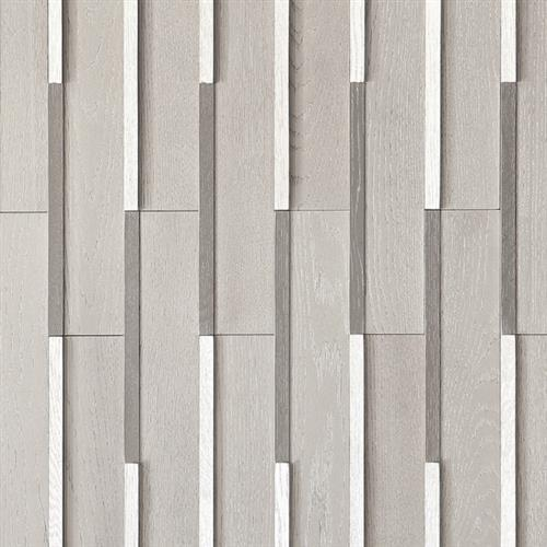 Inceptiv  Edge in Silver - Hardwood by DuChateau