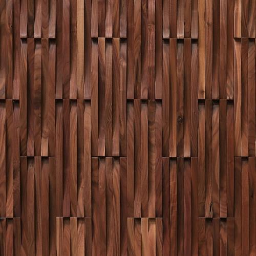 Inceptiv   Curva in American Walnut - Hardwood by DuChateau