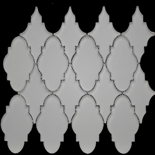 Simpson Desert Glass Trellis - Doe Skin Matte