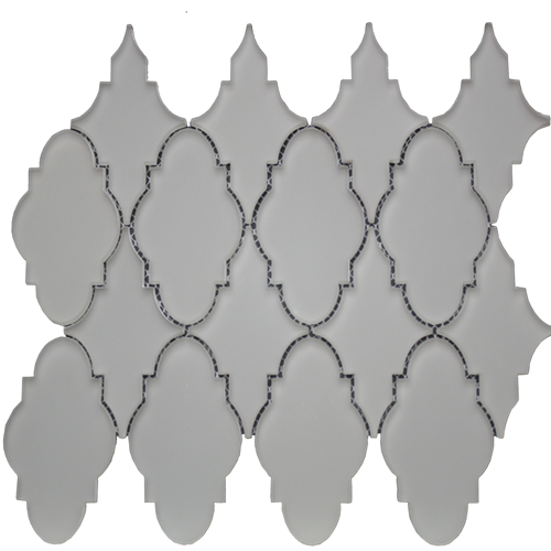Simpson Desert Glass Trellis - Doe Skin Matte