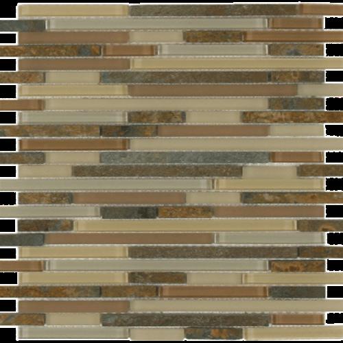Sutherland Slate Interlocking Stix - Maple