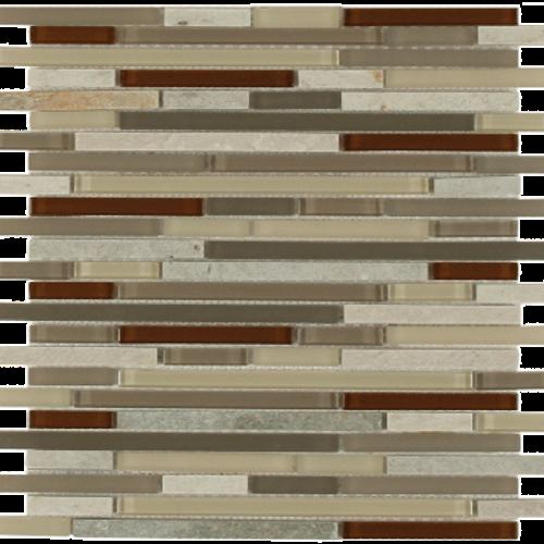 Sutherland Slate Interlocking Stix - Birch
