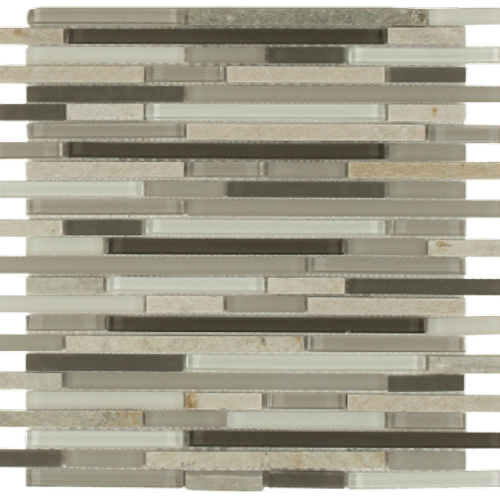 Sutherland Slate Interlocking Stix - Ash