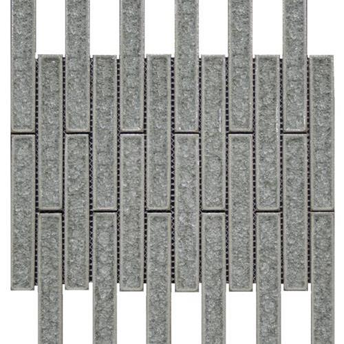 Barossa Valley Glass Brick Pattern - Smoke