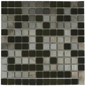MetalTile MurrayRiverMetals A9202 Black-Brushed