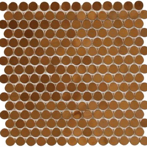 Perth Penny Rounds Copper Polished