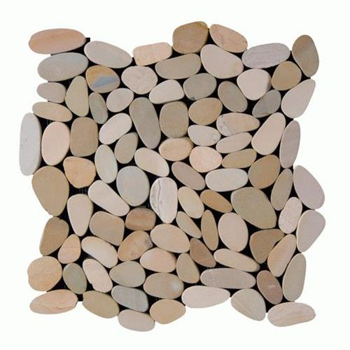 Botany Bay Pebbles - Sliced Olive