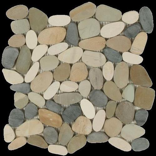 Botany Bay Pebbles - Sliced Botany Bay Blend