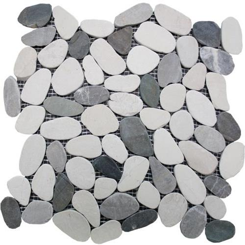 Botany Bay Pebbles - Sliced Sliced Pebbles - Shadow Blend