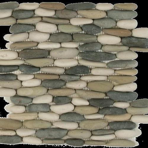 Botany Bay Pebbles - Stacked Botany Bay Blend