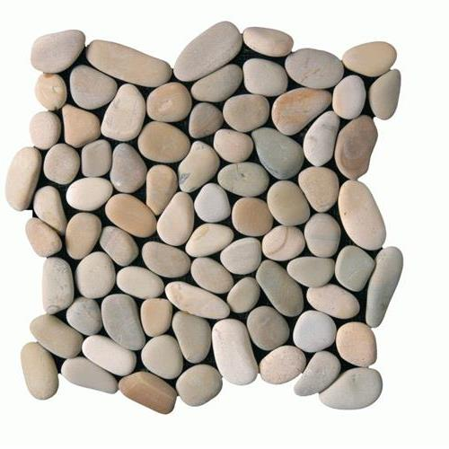 Botany Bay Pebbles - Natural Olive
