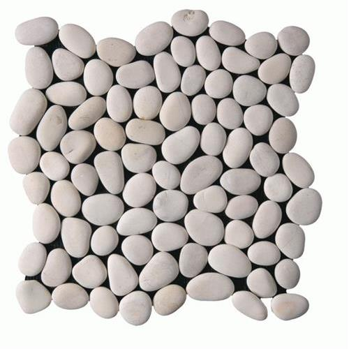 Botany Bay Pebbles - Natural Cream