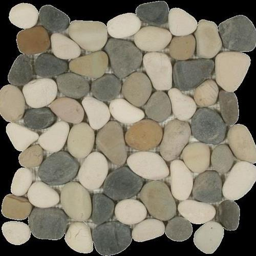 Botany Bay Pebbles - Natural Botany Bay Blend