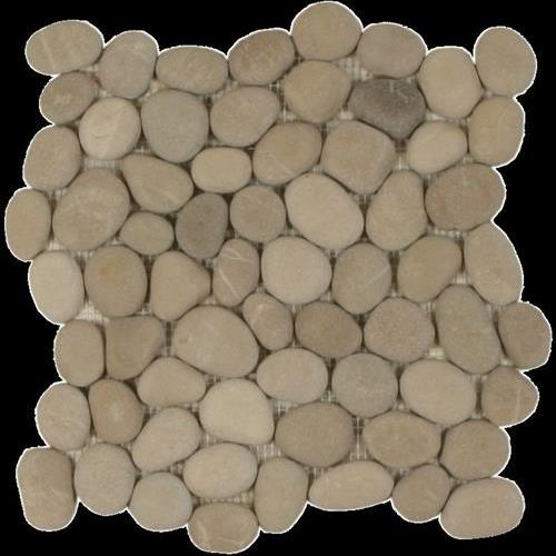 Botany Bay Pebbles - Natural Khaki