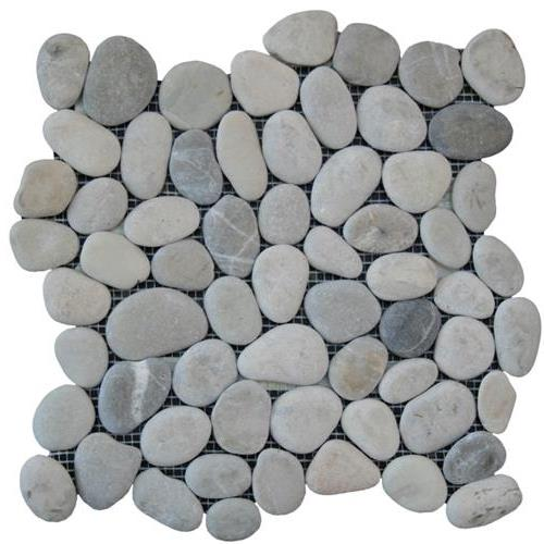 Botany Bay Pebbles - Natural Natural Pebbles - Shadow