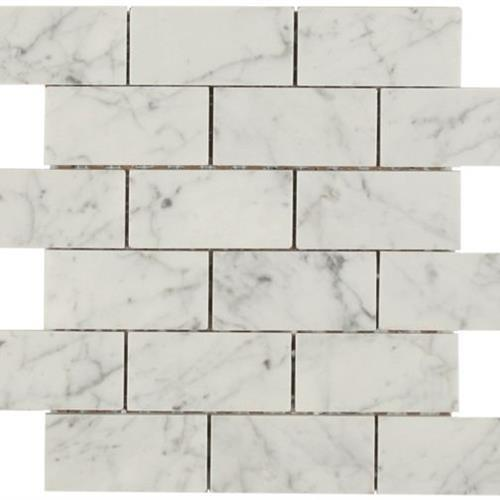 Bologna Mosaics Bianco Carrara Polished