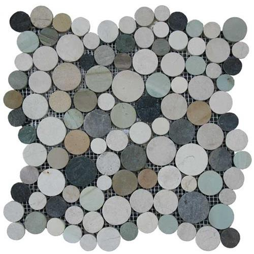 Botany Bay Pebbles - Coin Botany Bay Blend