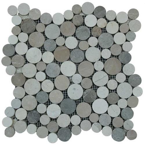Botany Bay Pebbles - Coin Jervis Bay Blend