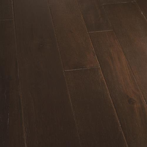 Distressed Hickory Hampton