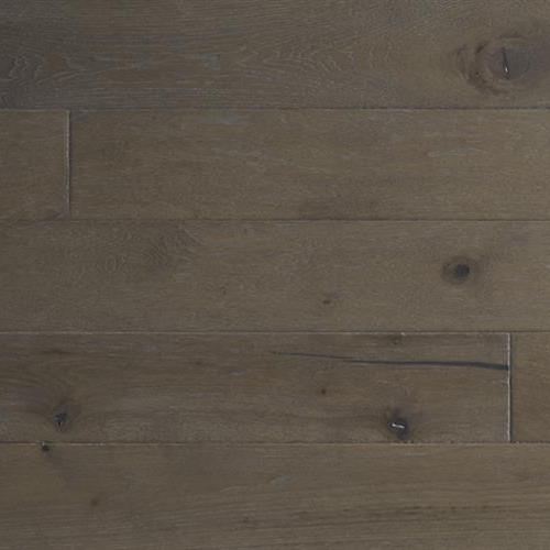 A close-up (swatch) photo of the Gunmetal flooring product