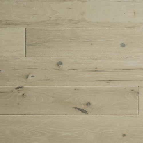 A close-up (swatch) photo of the Ivory flooring product