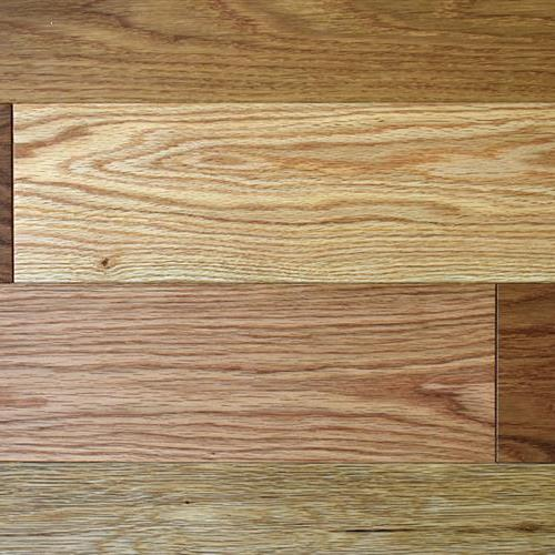 Model Classic-Engineered Unstained - White Oak 4