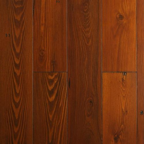 A close-up (swatch) photo of the Distressed Antique Heart Pine Natural flooring product