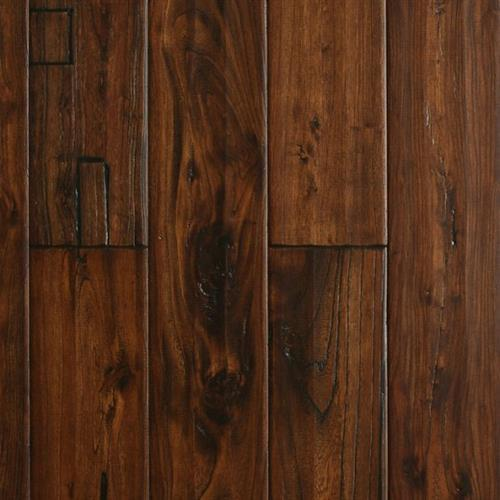 A close-up (swatch) photo of the Reclaimed Antique Elm Walnut flooring product