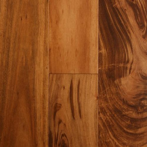 A close-up (swatch) photo of the Tigerwood Natural flooring product