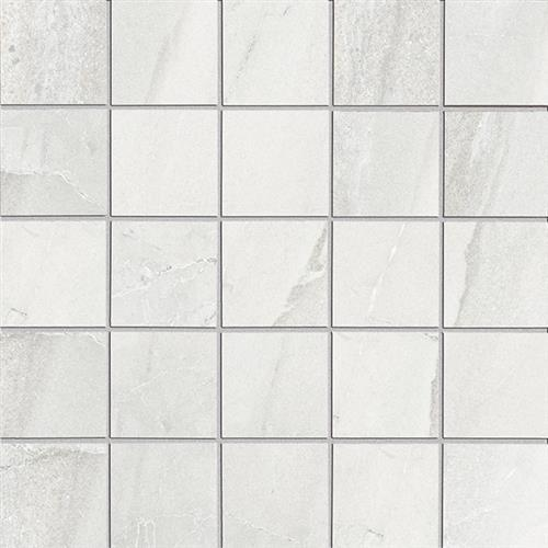 Geostone Bianco Mosaic