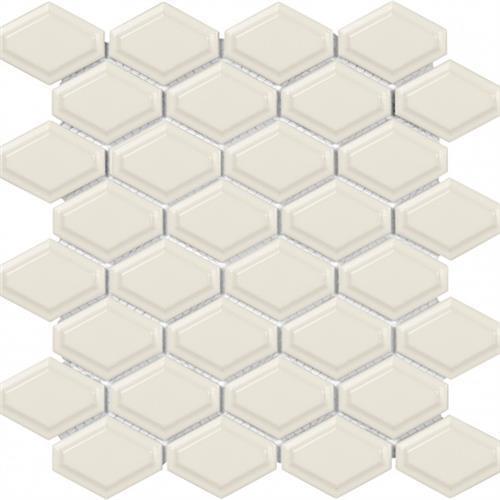 Wall Art/Floor Art Glossy Convex Biscuit - 4X16