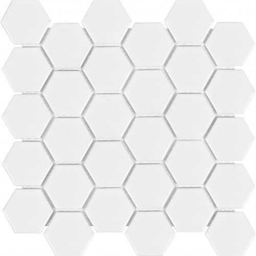Wall Art/Floor Art Wall Art Matte Hexagon-A 3X16