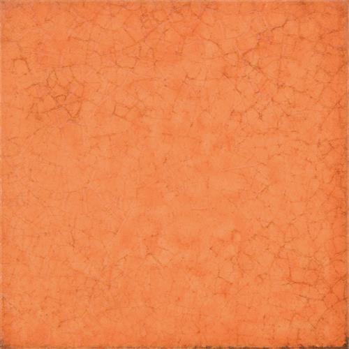 Maiolica Arancio   - 8X8