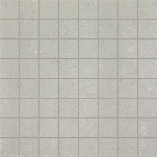 Stone Elements II Cloud Grey Mosaic