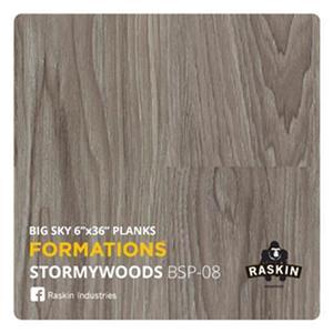 LuxuryVinyl BigSky BSP-08 Stormywoods