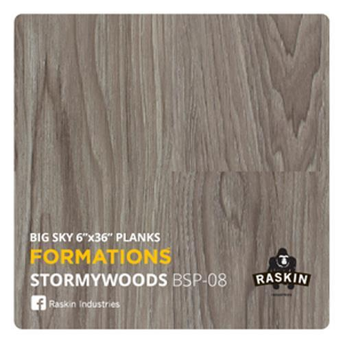 Big Sky Stormywoods Luxury Vinyl