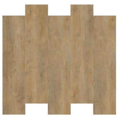 Rigid Core  Acrylx Premier Home Plank in Prairie - Vinyl by Raskin Industries