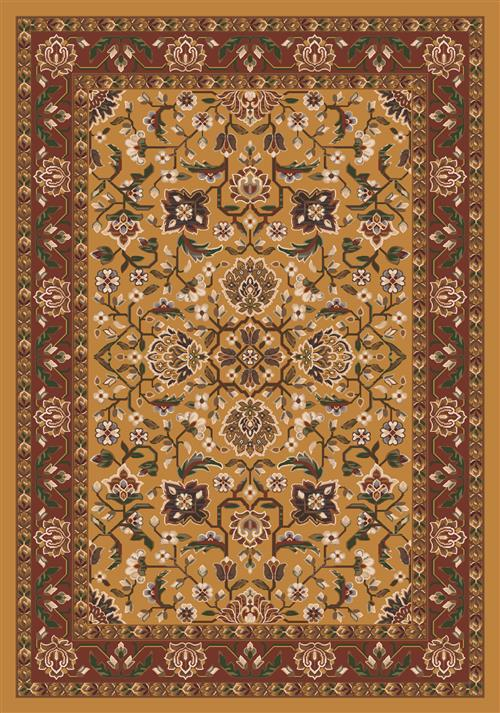 Abadan-00167 Spice Gold-Oval