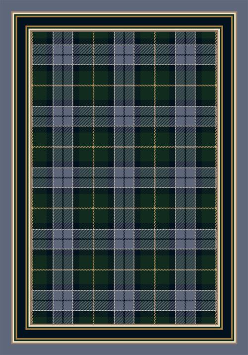 Magee Plaid-07006 Emerald Lapis II