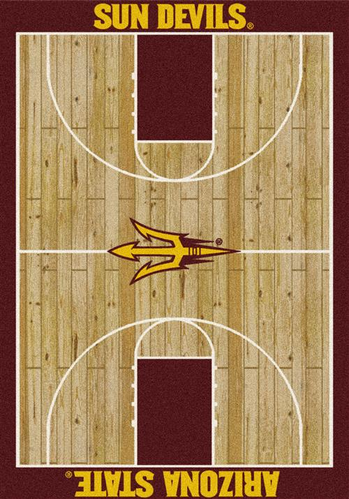 Arizona State-College Home Court