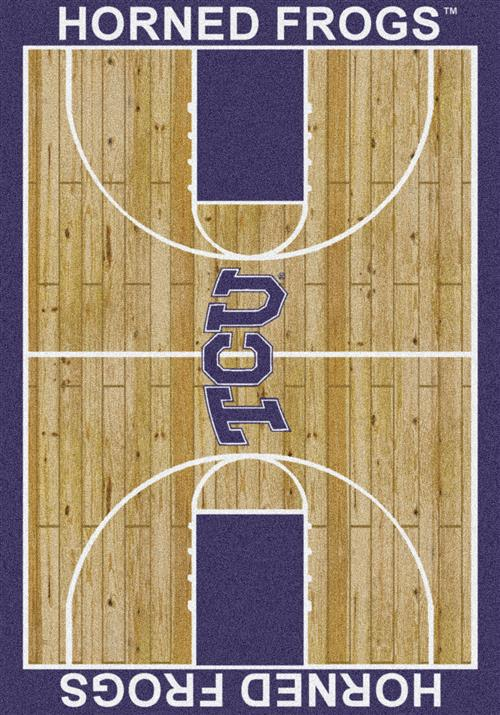 Texas Christian-College Home Court