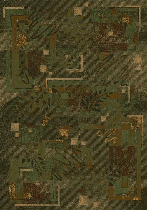 Autumn Twill Rug-11500 Olive