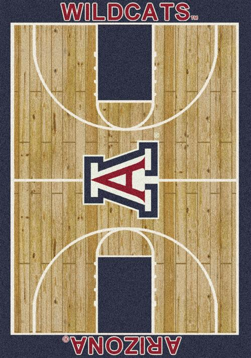 Arizona-College Home Court