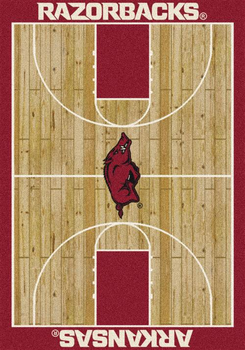 Arkansas-College Home Court
