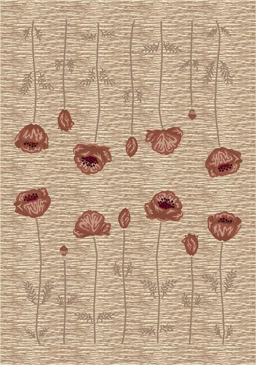 Poppy Rug-01300 Linen
