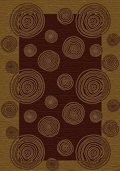 Wabi Rug-05400 Golden Amber