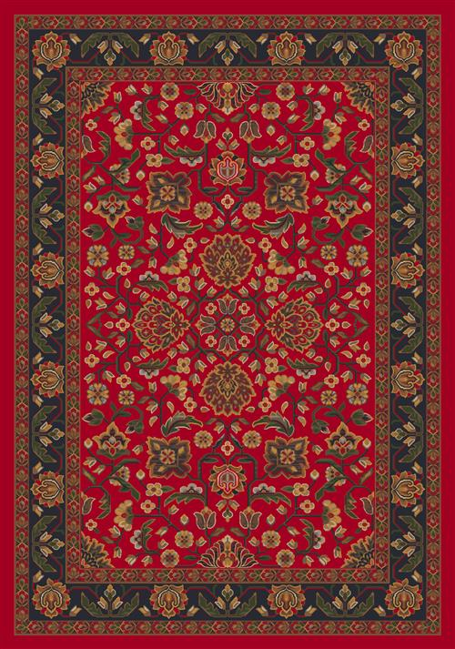 Abadan-00224 Currant Red-Oval
