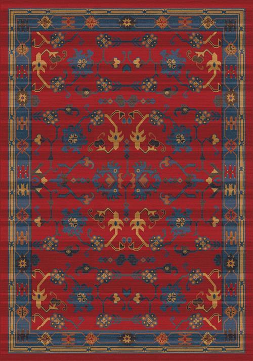 Sharak-00478 Red Cinnamon