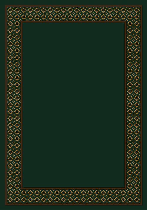 Foulard-11006 Emerald